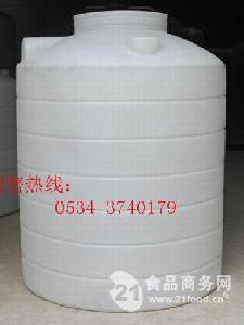 1吨立式平底塑料储罐