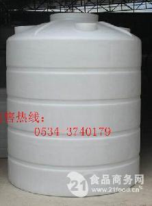 5吨平底立式塑料桶