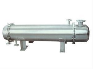 不銹鋼列管式冷凝器