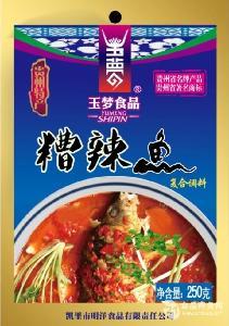 糟辣鱼复合调料