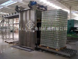 250型空瓶(罐)卸垛机
