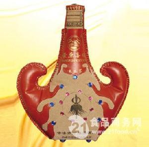 皮壶奶酒D-11 马奶酒 46%vol 500ml 15瓶装