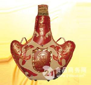 皮壶奶酒D-12 马奶酒 46%vol 500ml 15瓶装