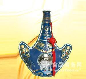 皮壶奶酒D-13 马奶酒 46%vol 750ml 10瓶装