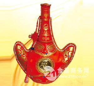 皮壶奶酒D-15 马奶酒 46%vol 750ml 10瓶装
