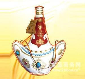 皮壶奶酒D-16 马奶酒 46%vol 500ml 15瓶装