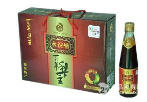 鸭梨醋--水饺醋