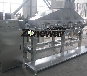ZDJ型塑料刨花自动定量装袋机