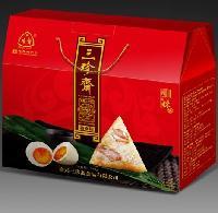 三珍斋常规礼盒粽子