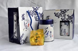 天润茗廷 顶级梨山茶 青花瓷礼盒系列