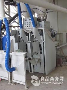 气压式粉料充填机自动称重包装机