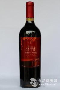富谷金标希拉干红葡萄酒