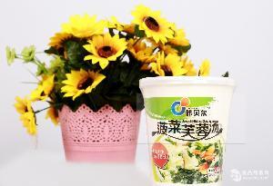 咔贝尔菠菜芙蓉速食汤