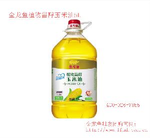 金龍魚植物甾醇玉米油5L