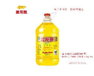 金龙鱼精炼一级菜籽油5L
