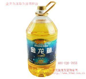 金龙鱼海洋鱼油调和油5L
