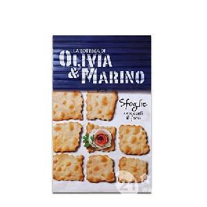 意大利百味来奥利维亚饼干原味180g