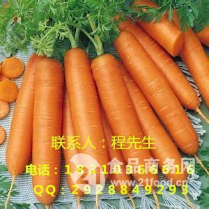日本红参胡萝卜种子