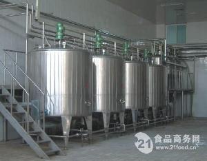 不锈钢非标立式储罐和配液罐