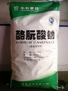 华羚酪蛋白酸钠 食品级酪朊酸钠 25kg装