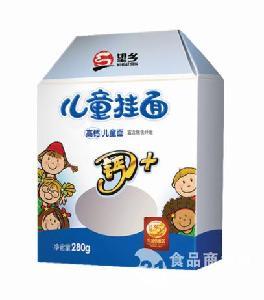 儿童高钙面