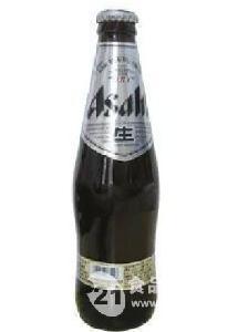 日本朝日啤酒350ml