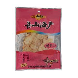 兴业 烤鱼片100g