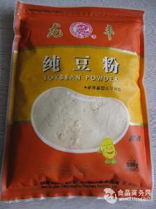 龙丰豆奶粉