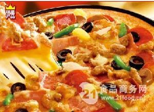 基快富 披萨pizza厚饼发酵粉/脆皮薄饼粉