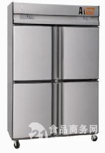 四门厨房冷柜