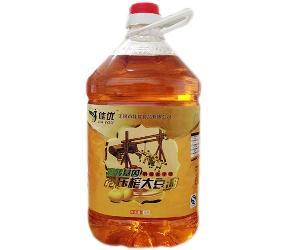 冷榨大豆油 非转基因 5升