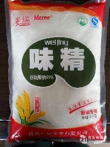 麦瑞袋装味精(%99)2500g