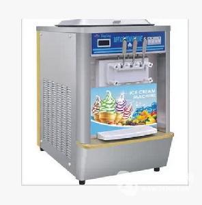 三色预冷冰淇淋机