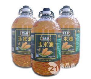 玉金香玉米胚芽油
