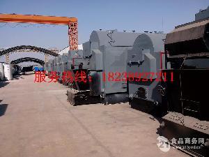 4吨蒸汽锅炉