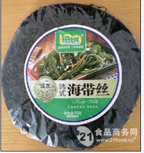 50g圓盤韓式海帶絲