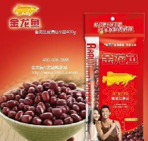金龙鱼宝清红小豆400g   金龙鱼杂粮