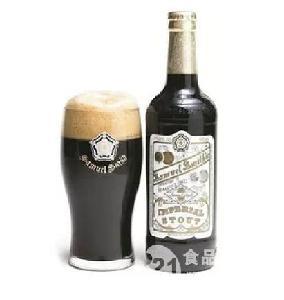 英国森美尔帝国黑啤酒550ml