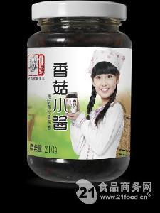 仲景香菇小酱(原味菇松香菇酱)