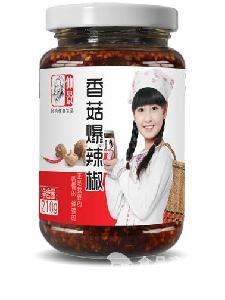 仲景香菇爆辣椒