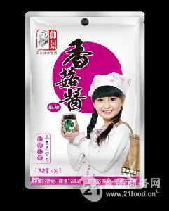 仲景40g麻辣香菇酱