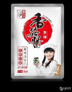 仲景-16g香辣香菇酱