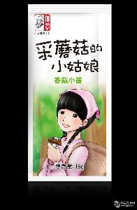仲景-16g香菇小酱