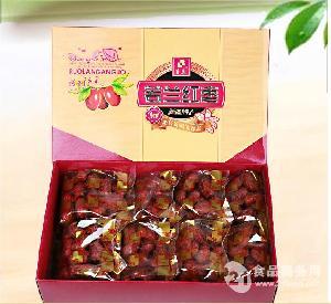 新疆特產 若蘭一級棗125g*8袋/盒
