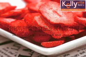 FD冻干草莓片