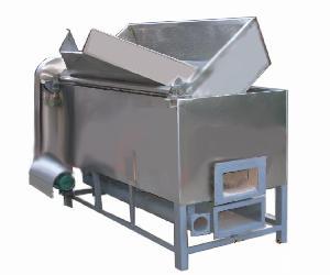 全自动电加热油炸锅