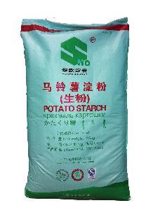华欧淀粉25kg纸袋装马铃薯淀粉