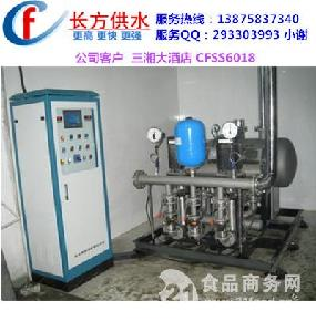 CWB二次加压供水设备