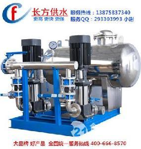 长方系列二次加压供水设备