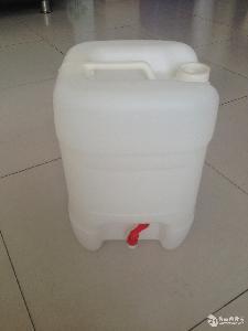20升方水嘴桶